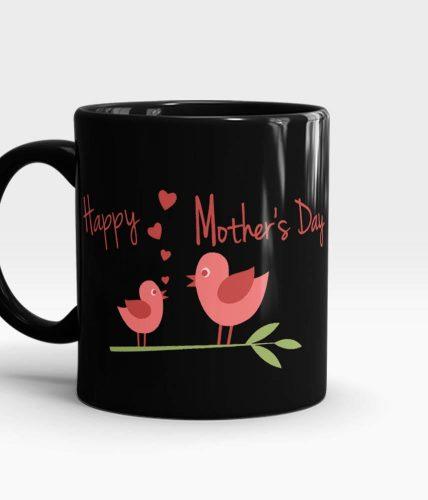 Mother's Day Birds Mug