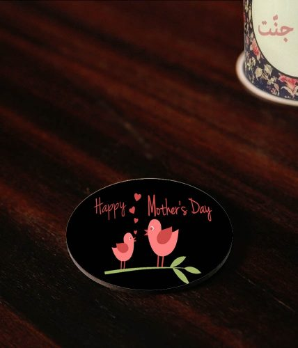 Mother's Day Birds Coasters