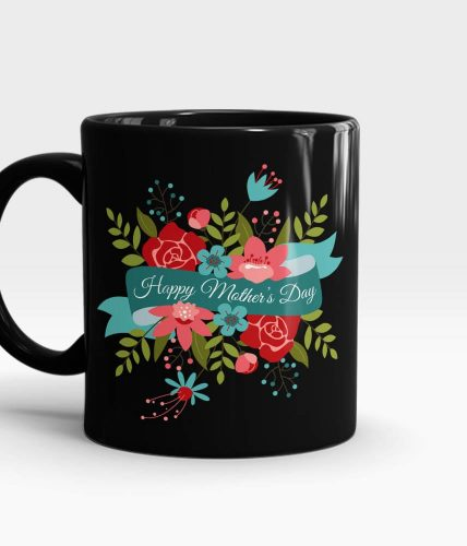 Mother's Day Art Mug