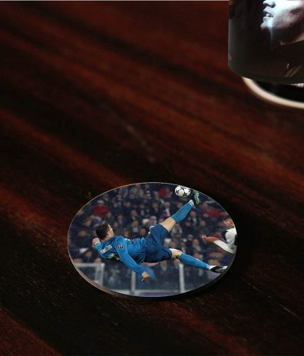 Ronaldo Bicycle Kick Coaster