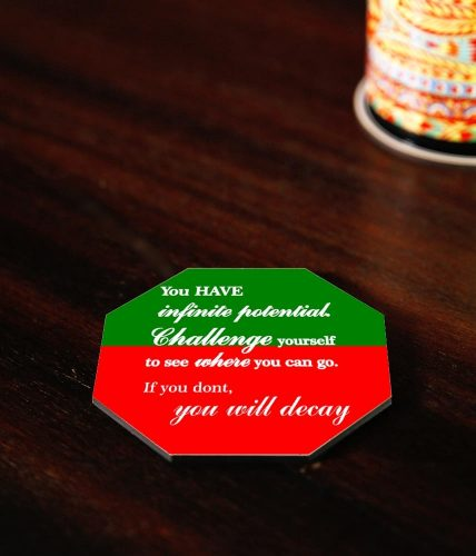 Challenge Yourself Coasters