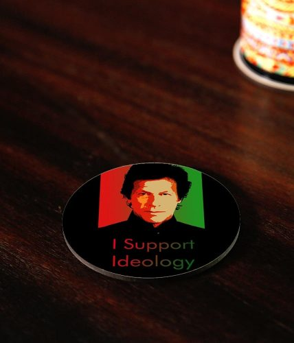 Support Ideology Coasters