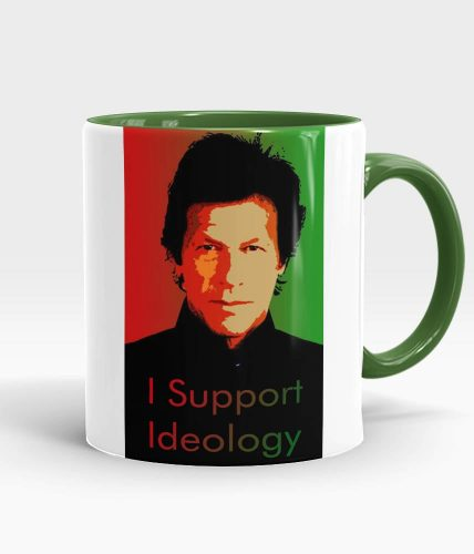 Support Ideology Mug
