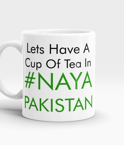 Tea In Naya Pakistan Mug