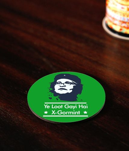 Loot Gayi X-Gormint Coasters