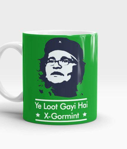 Loot Gayi X-Gormint Mug