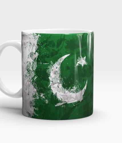Pak Flag Mug