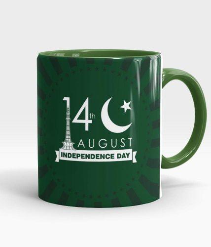 14th August Mug