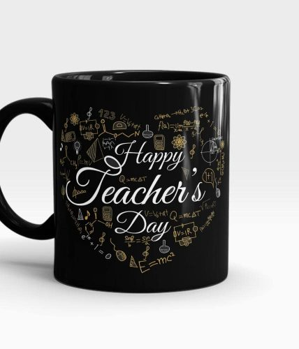 Happy Teacher's Day Mug