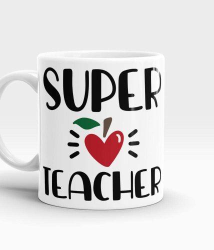 Super Teacher's Mug