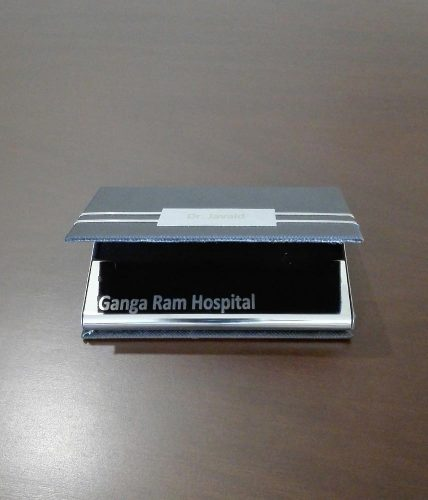 Name Engraved | Visiting Cards Holder | Limited Edition