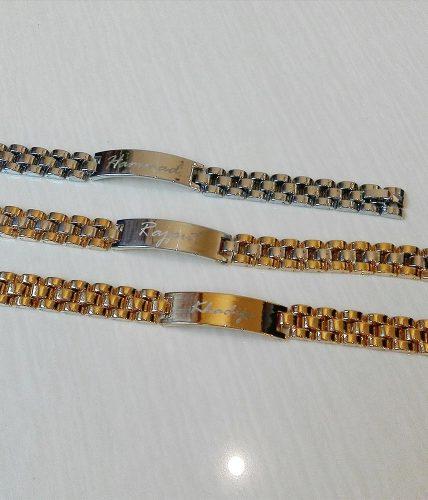 Name Bracelet Unisex
