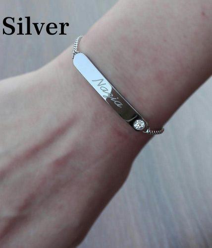 Name Bracelet For Women