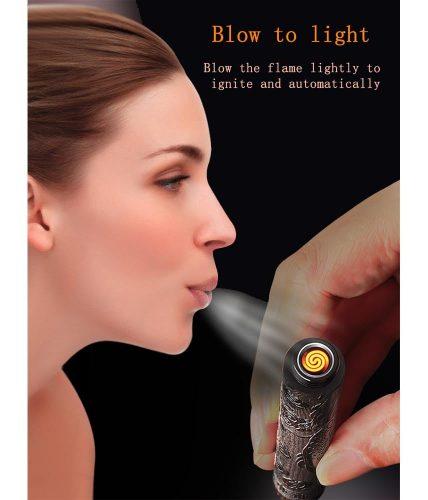 Blow Lighter